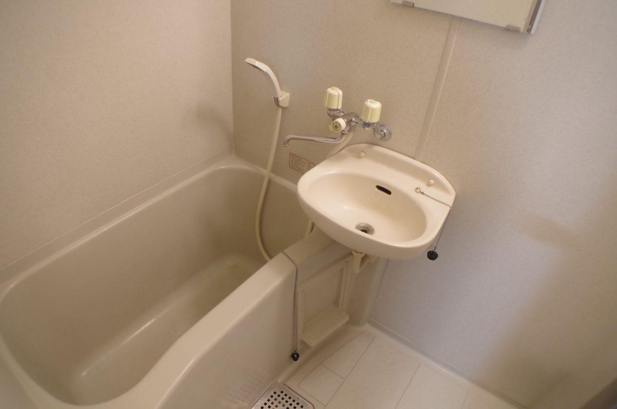 同棲・二人暮らし物件 お風呂