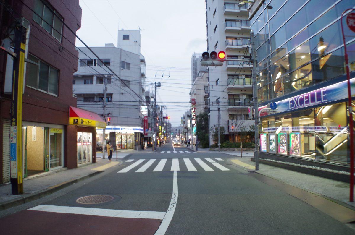 東京に引越し