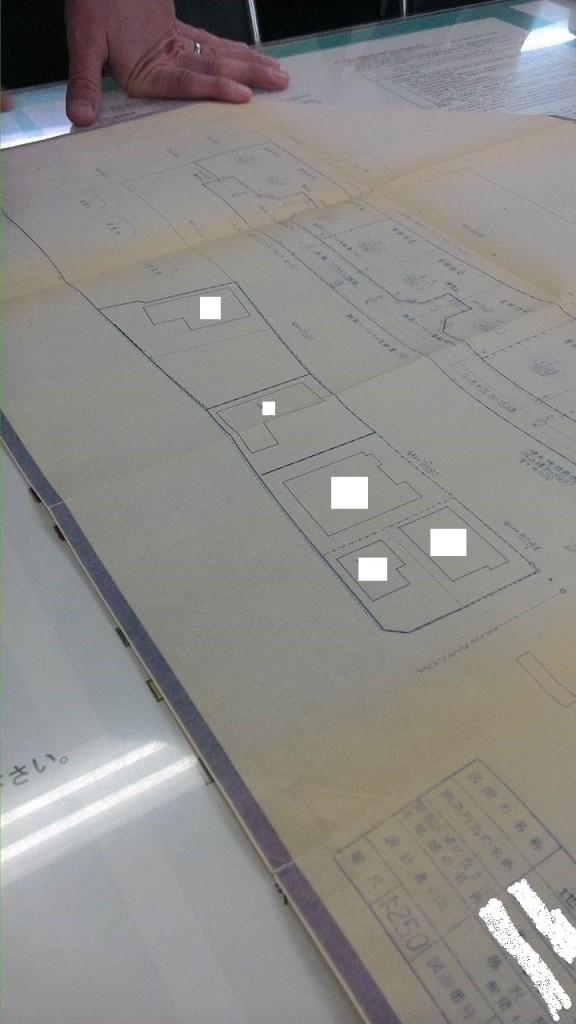 山田家の図面