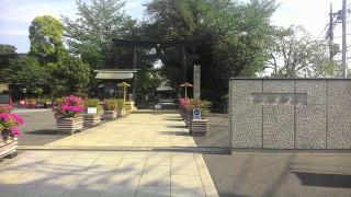 世田谷・松陰神社へ厄払いに行ってきました