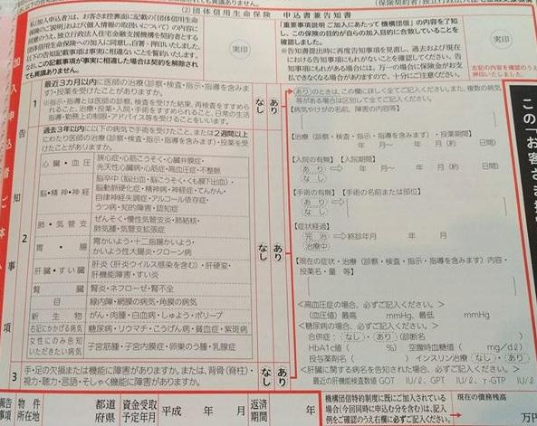 ネット銀行 住宅ローン審査書類